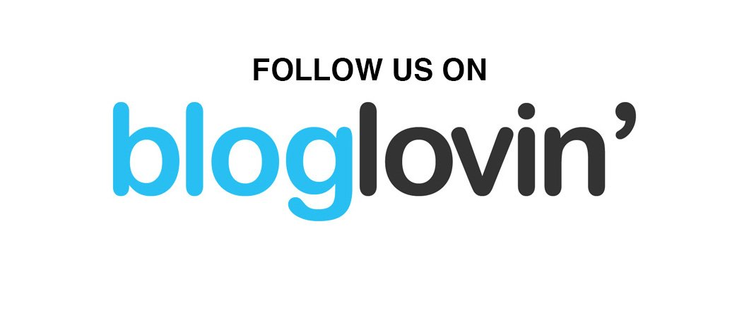 Check us out on BlogLovin!