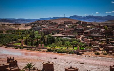 Aït Benhaddou Photos