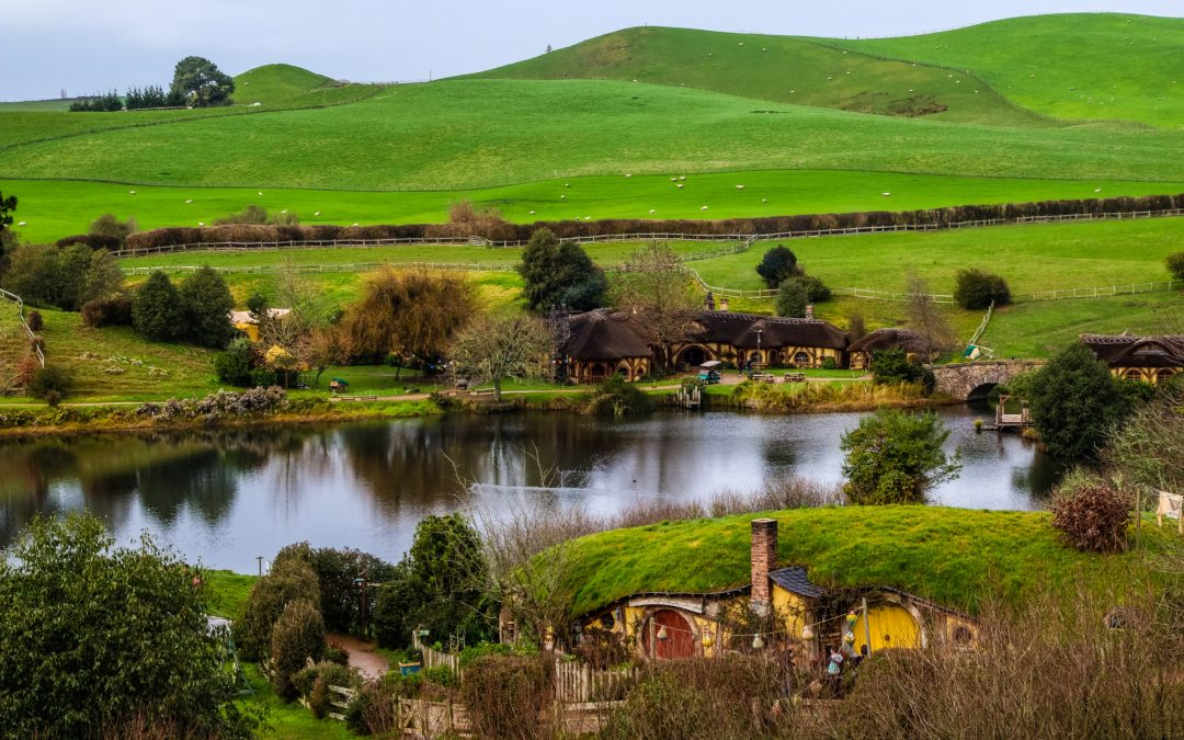 Hobbiton, New Zealand Photos