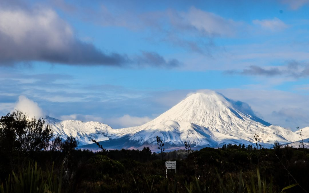Tongariro National Park, New Zealand Photos