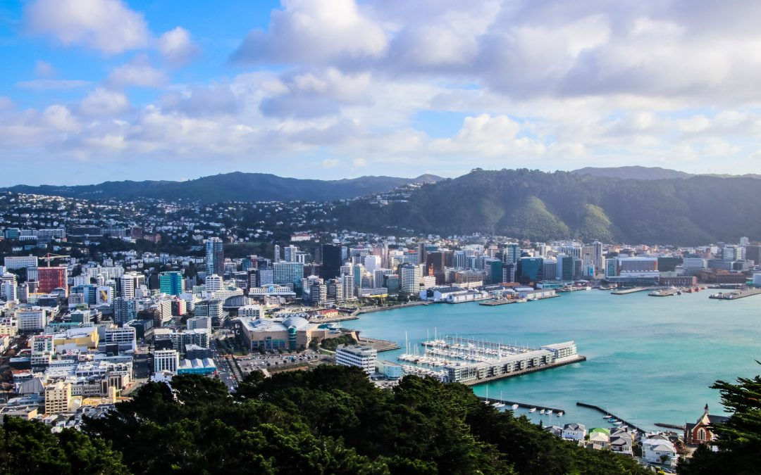 Wellington, New Zealand Photos