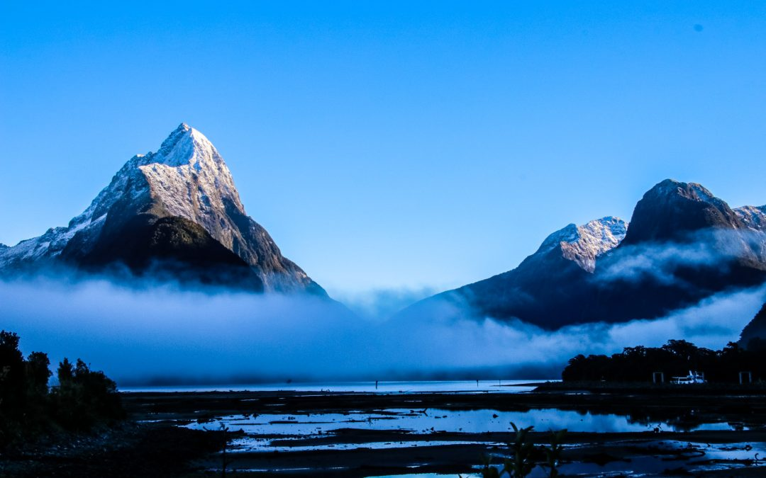 Milford Sound, New Zealand Photos